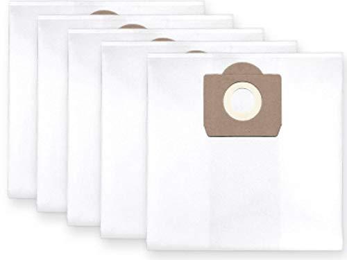 5x Staubbeutel Filtersack für MAKITA VC 3011, 2512, 2510, 3210, 3211, 2211, 2510