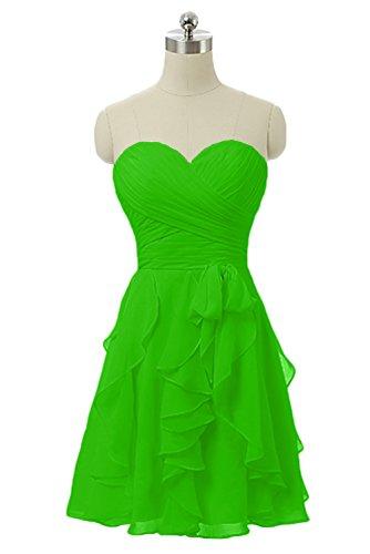 TOSKANA BRAUT - Robe - Cocktail - Femme Vert - Vert