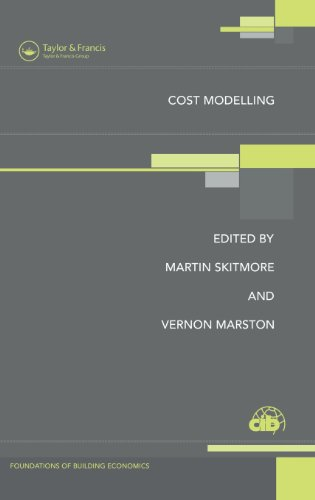 Cost Modelling (Foundations of Building Economics)
