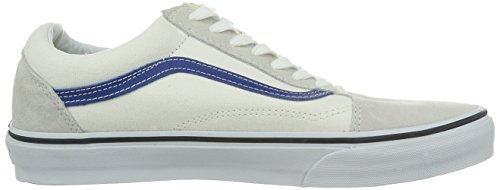 Vans Old Skool VKW65IO, Sneaker unisex adulto White / Blue