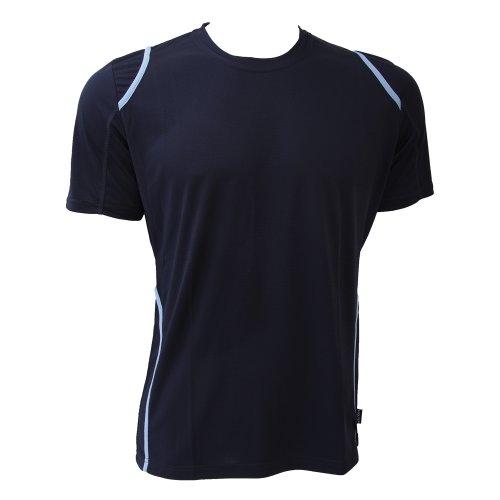 Gamegear® - Maglia Sportiva - Uomo Blu navy
