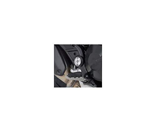 Embrayage Motodak Couvre-Carter Droit R/&G Racing Noir Suzuki GSX-R1000