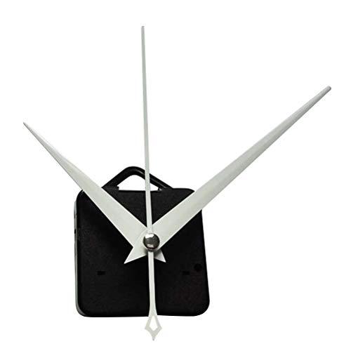 Yardwe Quarz Uhrwerk Ersatz Kits DIY Wanduhr Movement Mechanism Ersatzteile mit 3 Zeigern ohne Batterie - Uhrwerk-ersatz-kit