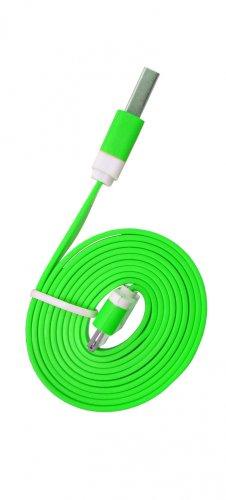 USB 2.0 Datenkabel PC Kabel für iPad 1, 2, 3 , iPhone 3G, 3GS, 4, 4S , iPod Classic Touch Nano 1G, 2G, 3G, Grün 1g Ipod Touch