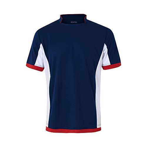 Eono Essentials - Camiseta fútbol transpirable hombre