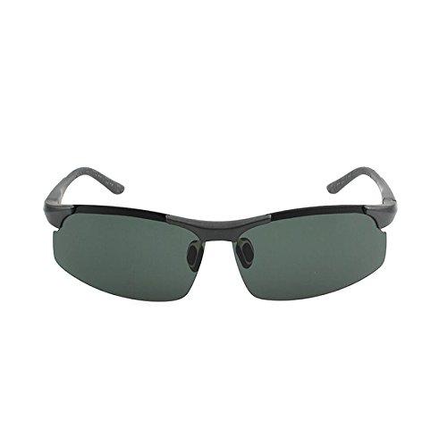 Bolange frau Männer Retro Klassische Polarisierte Randlose Sonnenbrille Reiten Fahrrad Radfahren Schutzausrüstung