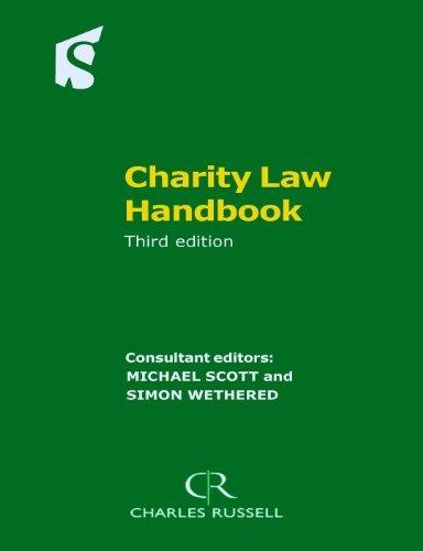 Charity Law Handbook by Michael Scott (2012-06-11)