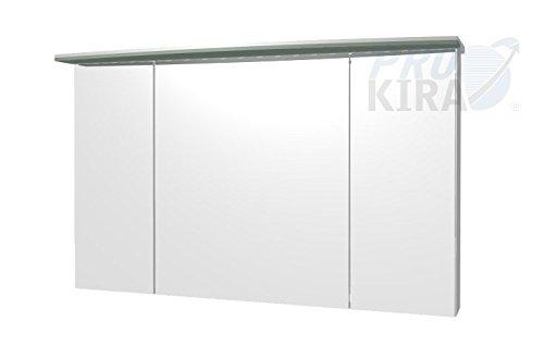 Pelipal Balto Spiegelschrank - Badmöbel Comfort 120 cm
