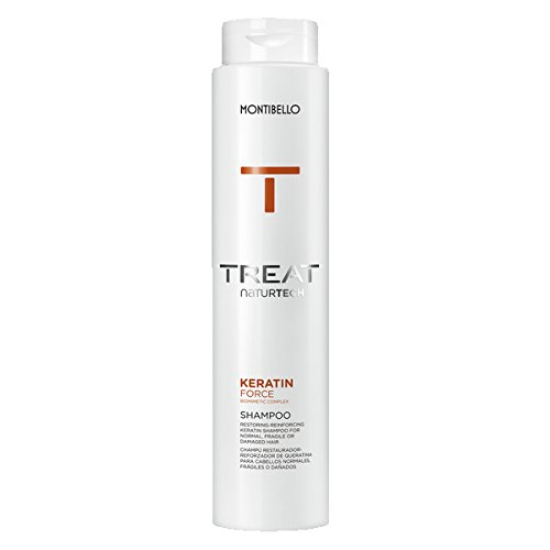 Montibello Treat Naturtech Keratin Force Shampoo 300ml