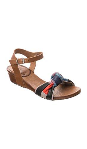 bueno-damen-sandalen-schwarz-schwarz