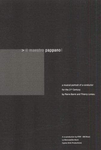 Preisvergleich Produktbild Il Maestro Pappano - a Musical Portrait [DVD]