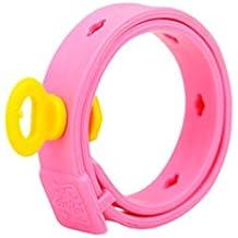 UEETEK Collares Antipulgas para Perros Gatos Collar Antiparasitario Ajustable 31cm (Rosa)