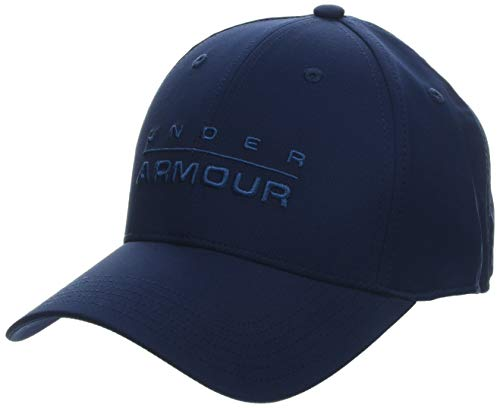 Under Armour Men's Wordmark Str Cap Gorra