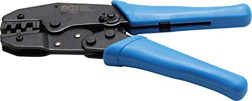 BGS 1419 | Kabelschuhzange mit Ratschenfunktion | für unisolierte Kabelschuhe 0,5 - 6 mm²