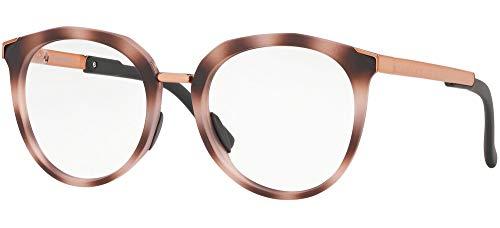 Ray-Ban Damen 0OX3238 Brillengestelle, Braun (Matte Rose Tortoise), 50