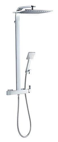 Wirquin 60721390palermo touch-colonna doccia con miscelatore meccanico