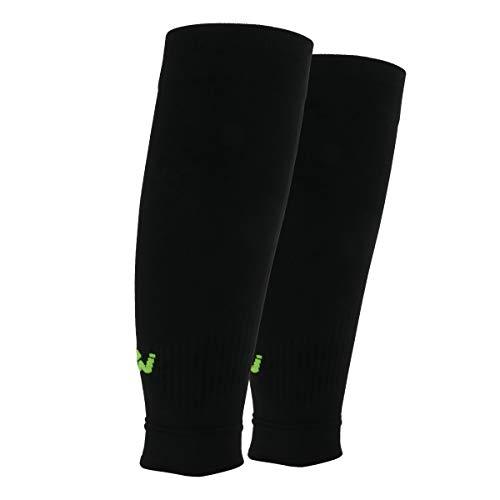 PPWear ® Waden-Kompressionsstrümpfe ohne Fuß, Wadenbandage, Calf Sleeves für Damen und Herren, Beinlinge zur Wadenkompression beim Sport, Laufen, Triathlon & Erholung (1 Paar)
