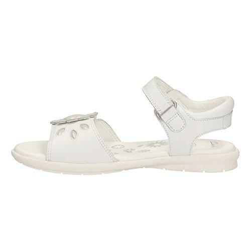 Clarks Ziggy jours Inf Blanc Sandales pour enfant Blanc