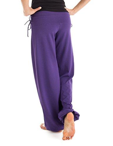 Winshape WH1 Pantalon d'entraînement pour femme Violet - Dunkel-Lila