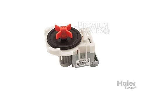Original Haier-Ersatzteil: Motor-Pumpe für Geschirrspüler Herstellernummer SPHA00020697 | Kompatibel mit den folgenden Modellen: DW12-PFE8S;DW12-PFE8;DW12-QFES;DW12-PFE8AAA;DW12-PFE8SAAA;DW12-PFE8-F;D