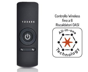 Controllo a distanza OASI Remote