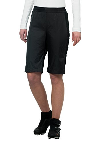 VAUDE Damen Hose Spray Shorts II, Black, 36, 04963