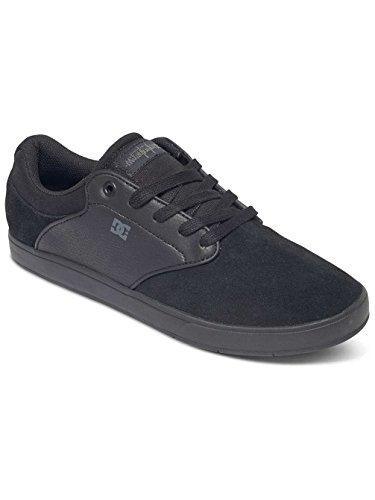 DC Schuhe Milkey Taylor Schwarz/Gum black 3