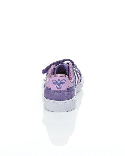 Hummel Chaussures en cuir Violet - Violet