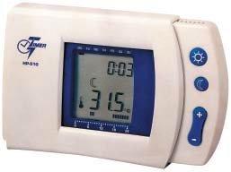 Chronothermostat programmable HP-510 programmes faciles d'utilisation