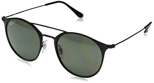 Ray-Ban Polarized Phantos Unisex Sunglasses - (0RB3546186/9A52|51|Polar Green Color)