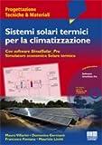 Sistemi solari termici per la climatizzazione - Con software SimulSolar_Pro. Simulatore economico Solare termico