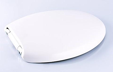 WC Sitz 515020, Duroplast antibac, Soft-Close/Take off Scharniere, weiß