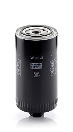 Original MANN-FILTER Ölfilter W 950/4 - Für PKW und Nutzfahrzeuge
