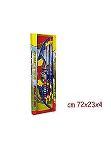 TEOREMA 62642-Arco con Flechas y Diana