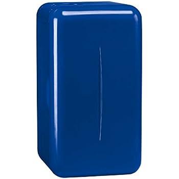 Mobicool F16 - elektrischer Mini-Kühlschrank, 15 Liter, 230 V, für Catering, Büro, Hotel oder zu Hause, blau, A++