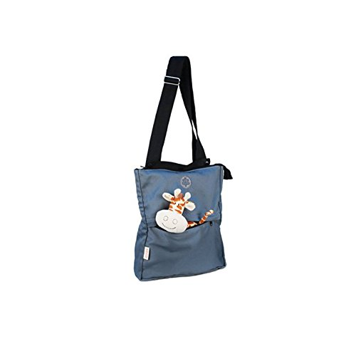 Beco Carry All Bag in Grey