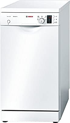 Bosch Lavavajillas COPERTI 9Clase A + ancho 45cm blanco sps50e52eu