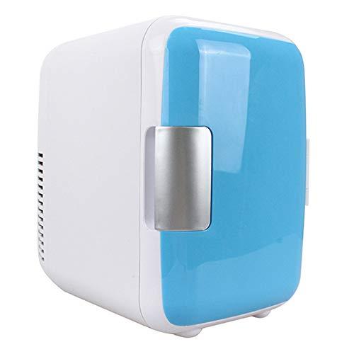 Advanced Moisturizer (Mini tragbarer, kompakter persönlicher Kühlschrank, kühlt und heizt, 4 Liter Volumen, 100% freonfrei und umweltfreundlich, inklusive Stecker für die Steckdose und 12-V-Autoladegerät)