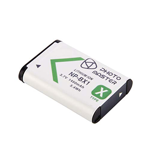 PHOTO MASTER NP BX1 Batería para Sony DSC HX60
