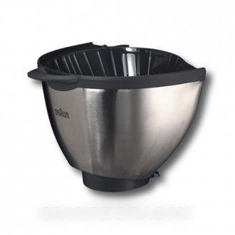 Braun BR67051395 Filterhalter für 3106, KF600, KF610 Sommelier, Impression Kaffeemaschine