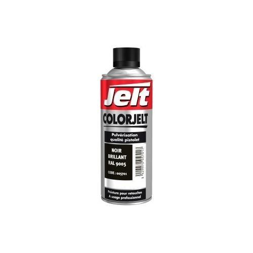Peinture de retouche Colorjelt noir brillant Jelt 005701