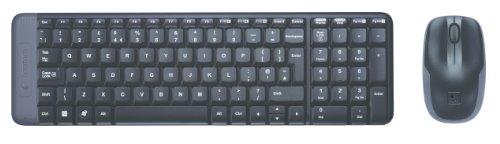 Logitech Wireless Keybord Mouse Combo – MK220 image - Kerala Online Shopping