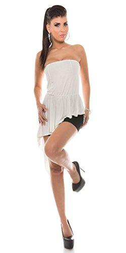 In-Stylefashion - Robe - Femme Jaune Jaune Taille unique Violet - Lilas