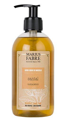 Marius Fabre 'Herbier' : Flüssigseife Sandelholz , 400 ml -