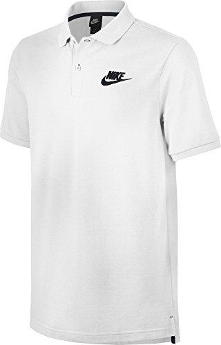 Nike Herren Sportswear Matchup Poloshirt, White/Black, XXL Preisvergleich