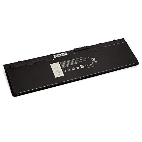 7.4V 45Wh 6080mAh WD52H Ersatz Laptop Akku Batterie kompatibel mit ELL Latitude E7240 E7250 F3G33 VFV59 KWFFN J31N7 451-BBFW 451-BBFX GD076 GVD76 HJ8KP NCVF0 451-BBFW 451-BBFX
