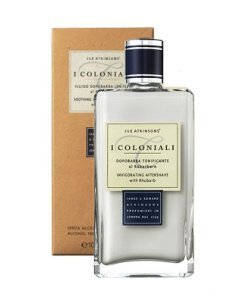 on I Coloniali - After Shave Emulsion mit Rhabarber 100 ml (Colonial Mann)
