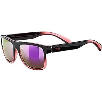uvex lgl 21 Sportbrille black-rose one size yGl7Log