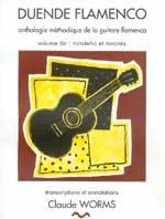Duende flamenco - vol. 6a : granaina, malaguena, minera pour Guitare flamenca