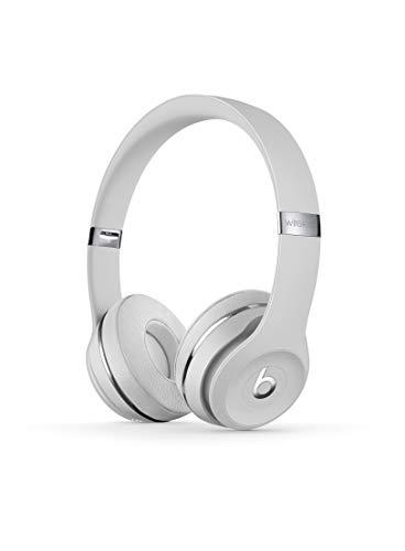 Beats Solo3 Wireless On‑Ear Kopfhörer – SatinSilber